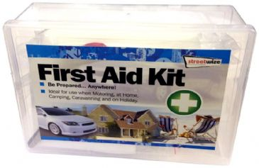 Streetwize First Aid Kit-Large